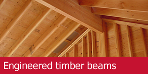 Engineered Timber Beams